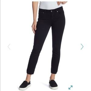 Black Ankle Skinny Pants (black). Brand new!